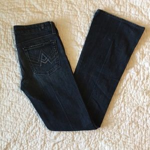 7 for all Mankind Jeans. Size 27
